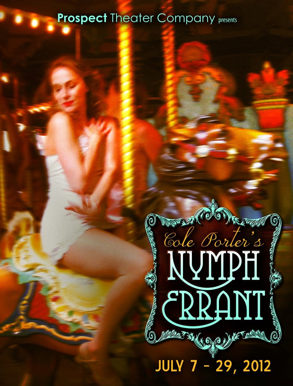 Nymph Errant Postcard